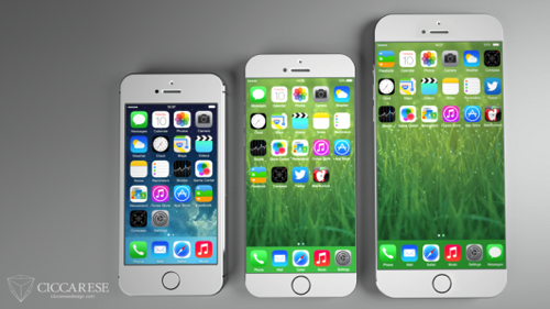 Iphone 6 concept image 1